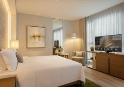 阿爾班德爾阿加安酒店-迪拜河畔 - 杜拜 - 臥室