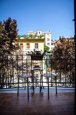 San Pietro Leisure And Luxury - Rome - Balcony