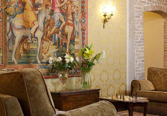 Hotel Palazzo Priuli - Venice - Lobby