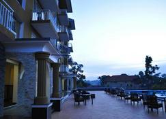 Hotel Duomo - Kampala - Rakennus