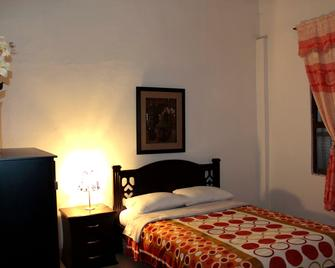 Hotel Popayan Inn - Popayán - Bedroom