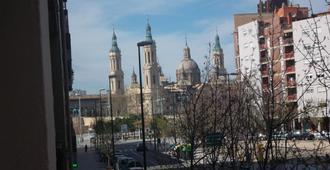 Hostal Cumbre - Zaragoza - Outdoor view
