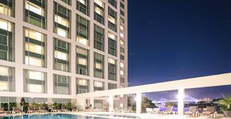 布里斯班斯坦福德廣場飯店 - 布里斯本 - 建築
