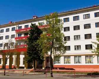 Rybinsk - Рибінськ - Building