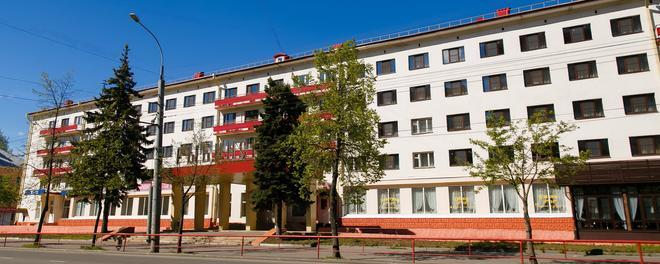 Rybinsk - Rybinsk - Building