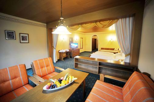 Thermal Badhotel Kirchler - Tux-Vorderlanersbach - Dining room