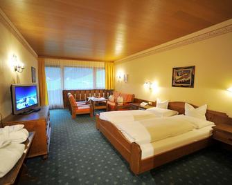 Thermal-Badhotel Kirchler - Tux-Vorderlanersbach - Bedroom