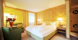 Thermal Badhotel Kirchler - Tux - Makuuhuone