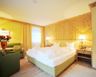 Thermal Badhotel Kirchler - Tux - Soveværelse