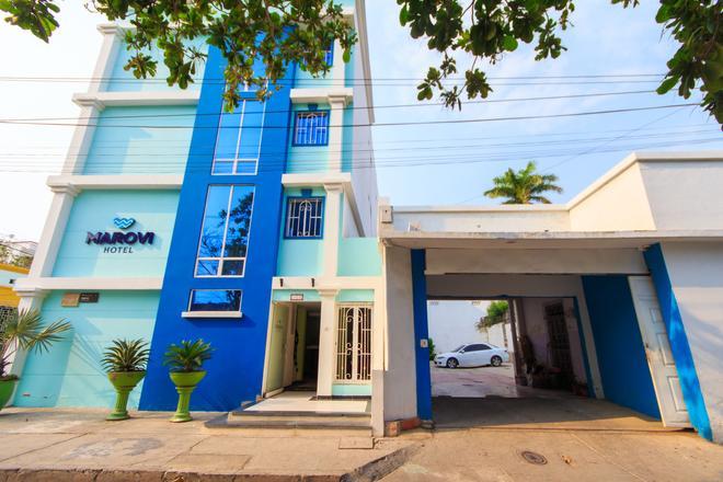 Hotel Marovi - Santa Marta - Building