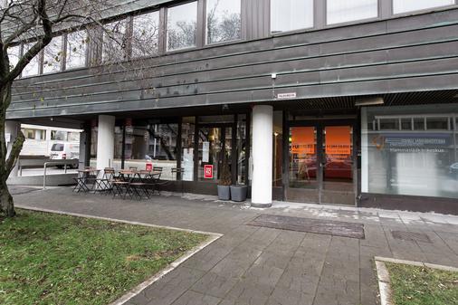 Forenom Aparthotel Helsinki Herttoniemi - Helsinki - Rakennus
