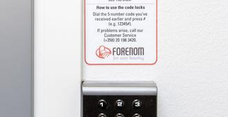 Forenom Aparthotel Helsinki Herttoniemi - Hèlsinki - Habitació