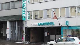 Forenom Aparthotel Helsinki Kamppi - Helsinki - Edificio