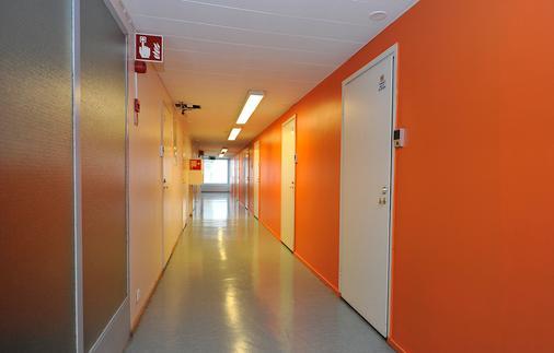 Forenom Hostel Oulu Rautatie - Oulu - Hallway