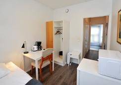 Forenom Hostel Oulu Rautatie - Oulu - Bedroom