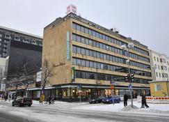 Forenom Aparthotel Oulu - Oulu - Building