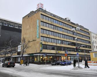 Forenom Aparthotel Oulu - Oulu - Gebäude
