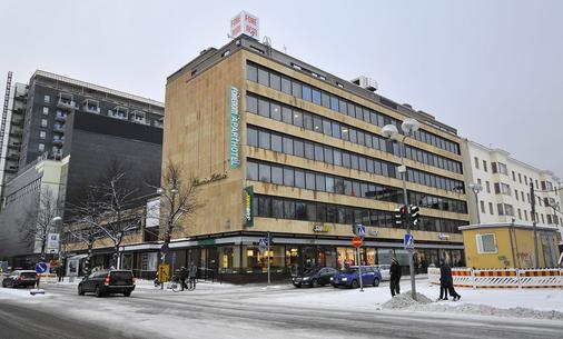 Forenom Aparthotel Oulu - Oulu - Rakennus