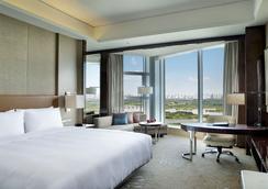 JW Marriott Hotel Harbin River North - Harbin - Makuuhuone