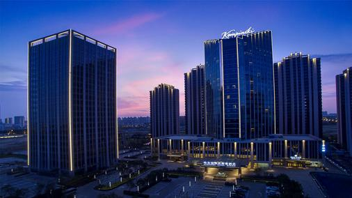 JW Marriott Hotel Harbin River North - Harbin - Rakennus