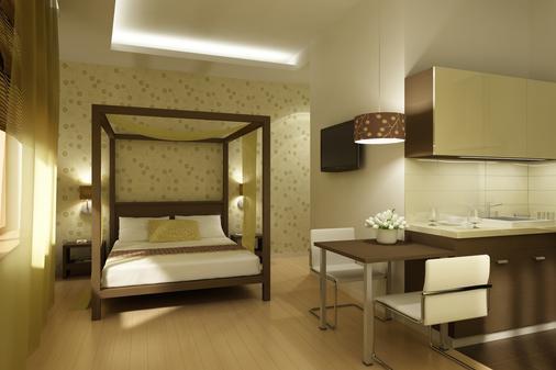 Opera Garden Hotel & Apartments - Βουδαπέστη - Κρεβατοκάμαρα