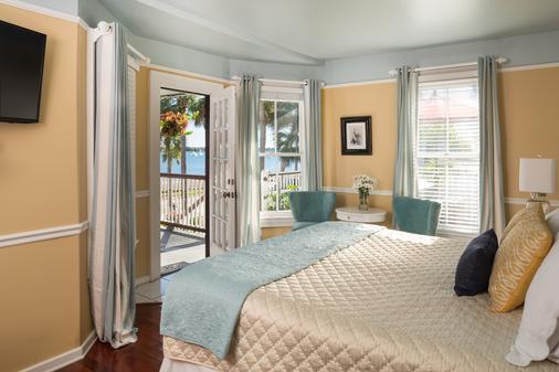 Bayfront Marin House - St. Augustine - Κρεβατοκάμαρα