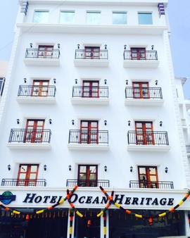 Hotel Ocean Heritage - Kanniyākumāri - Gebäude