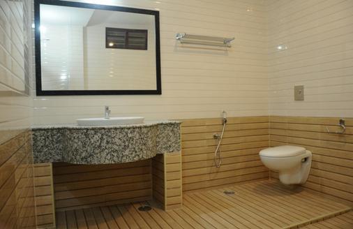 Hotel Ocean Heritage - Kanniyākumāri - Bad