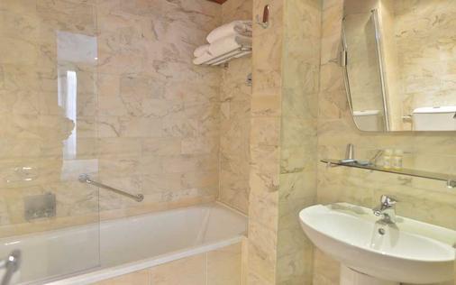 雷諾瓦聖日爾曼酒店 - 巴黎 - 巴黎 - 浴室