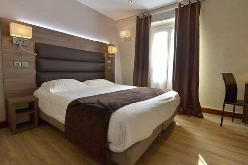 雷諾瓦聖日爾曼酒店 - 巴黎 - 巴黎 - 臥室