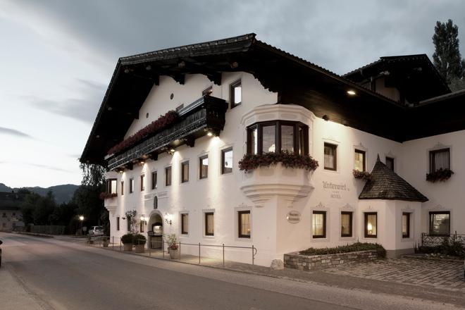Der Unterwirt - das kleine Gourmethotel - Ebbs - Edificio
