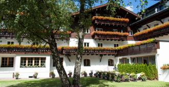 Valluga - Sankt Anton am Arlberg - Gebouw