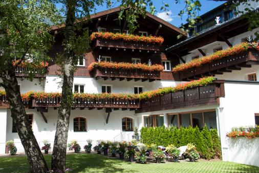 Valluga Hotel - St. Anton - Rakennus