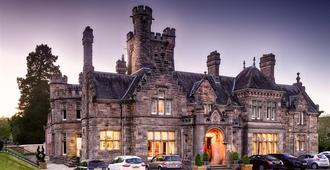 The Mansion House Hotel - Elgin - Bâtiment