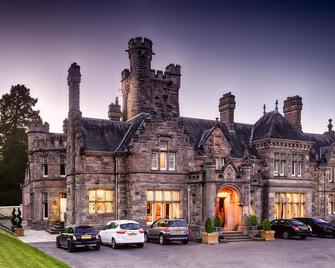 The Mansion House Hotel - Elgin - Building