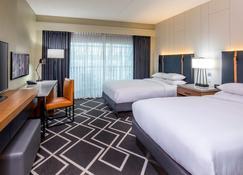 Hilton Boston/Woburn - Woburn - Bedroom