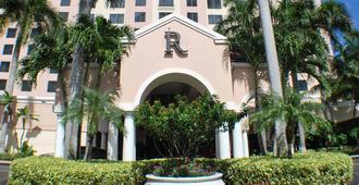 Renaissance Fort Lauderdale Cruise Port Hotel - Fort Lauderdale - Gebäude