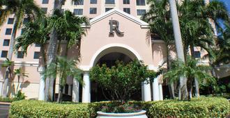 Renaissance Fort Lauderdale Cruise Port Hotel - Φορτ Λόντερντεϊλ - Κτίριο
