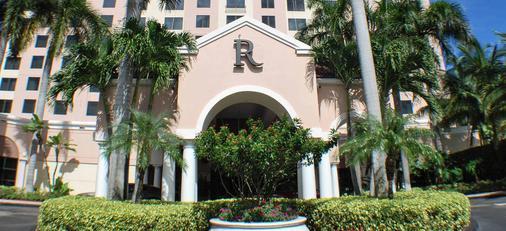 Renaissance Fort Lauderdale Cruise Port Hotel - Fort Lauderdale - Building