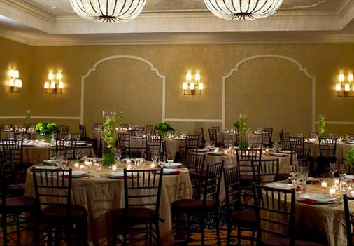 Renaissance Fort Lauderdale Cruise Port Hotel - Fort Lauderdale - Banquet hall