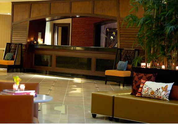 Renaissance Fort Lauderdale Cruise Port Hotel - Fort Lauderdale - Lobby