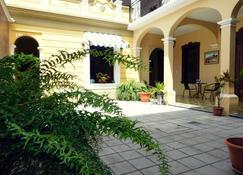 호텔 카사 살로메 - 과테말라 - 파티오