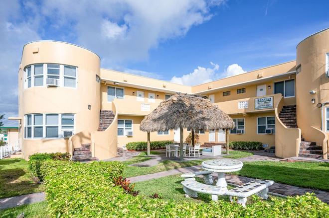 荷里活沙灘酒店 - 荷里活 - 好萊塢(佛羅里達州) - 建築