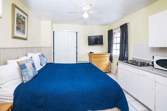 荷里活沙灘酒店 - 荷里活 - 好萊塢(佛羅里達州) - 臥室