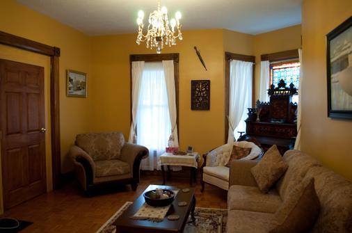 Always Inn B&b By Elevate Rooms - Niagara Falls - Living room