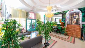 Miami Beach International Hostel - Miami Beach - Lobby
