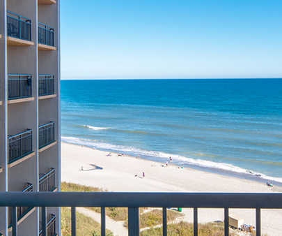 The Strand - A Boutique Resort - Myrtle Beach - Ranta