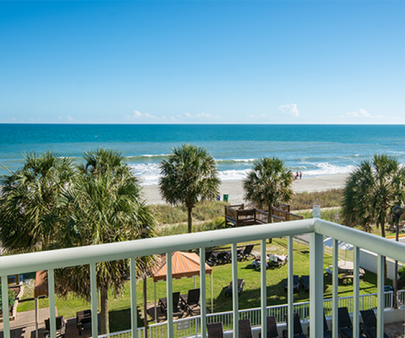 The Strand - A Boutique Resort - Myrtle Beach - Balcony
