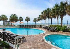 The Strand - A Boutique Resort - Myrtle Beach - Pool