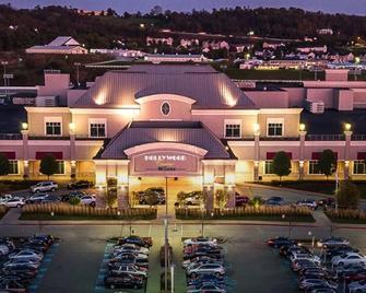 Hyatt Place Hollywood Casino & Racetrack Pittsburgh South - Вашингтон - Будівля